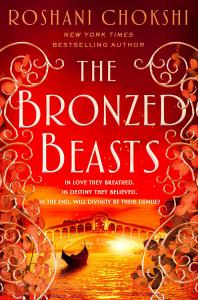 The Bronzed Beasts (The Gilded Wolves #3)